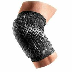 McDavid Pair Hex Knee/Elbow/Shin Pads, X-Large, MGrid