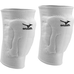 Pair of  Mizuno VS-1 Volleyball Kneepad ADULT White Large
