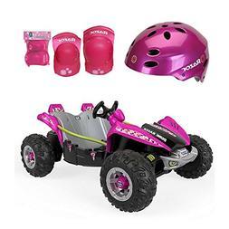 pink power wheels dune racer
