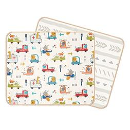 Yingui Baby Play Mat Baby Care XPE Playmat Foam Floor Slip E