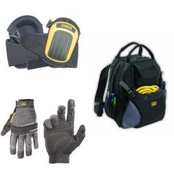 Custom Leathercraft 1134 48-Pocket Tool Backpack with 125 Ha