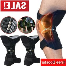 Power Lift Knee Stabilizer Pads Powerful Rebound Spring Forc