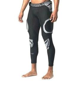 Nike Pro Hyperstrong Compression Hard Plate 3/4 Knee Pads Bl