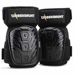 Thunderbolt Professional Knee Pads for Work, Construction, G