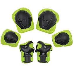 Sports Protective Gear Safety Pad Safeguard  Support Pad Set