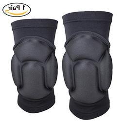 OxFit Protective Knee Pads, Thick Sponge Anti-slip, Collisio