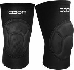 MoKo Protective Knee Pads,Pro Thick Sponge Anti-Slip Avoidan