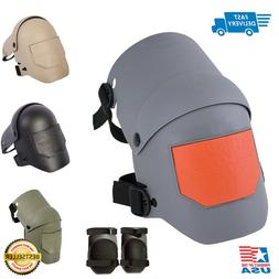 Protective Knee Pads With Straps For Work Flexible And Comfo