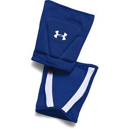 UNDER ARMOUR Royal Blue/White STRIVE VOLLEYBALL KNEE PADS UN