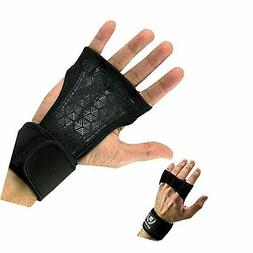 Mava Sports Silicone Padding Cross Training Gloves with Wris