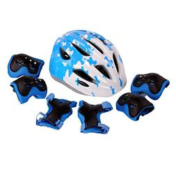 aomigell Kids Helmet Boys Girls Bicycle Helmet Toddler Child