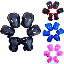 Skating Knee Pads New Fashion Sports Gear Roller Elbow Wrist