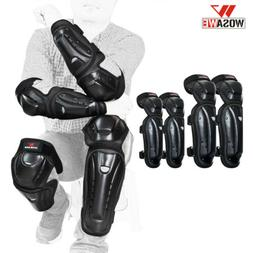 Skating Skateboard Protective Gear Elbow Knee Pads Bike Cycl