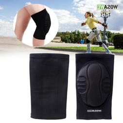 Sports Knee Elbow Support GEL Pads for Bike Cycling Baseball