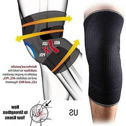 Sports Knee Patella Kneecap Breathable Sports Knee Pads Brac