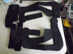 BREG STRAP & PAD KIT FOR Thruster Legacy RIGHT XL KNEE BRACE