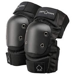 Pro-Tec Street Knee and Elbow Pad Set, Black, M
