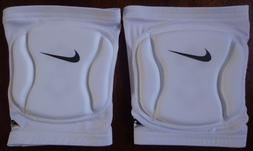 Nike STRIKE Unisex 1 Pair White Volleyball White Knee Pads S