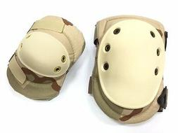 Alta Tactical Knee / Elbow Desert Camo Pads