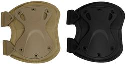 Tactical Knee Pads Low Profile Knee Protection Black Coyote