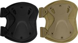 Tactical Low Profile Knee Pads, Thick Flex Superior Combat P
