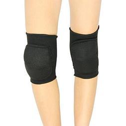 Teen Girls Boys Knee Pads 1 Pair Thick Sponge Collision Avoi