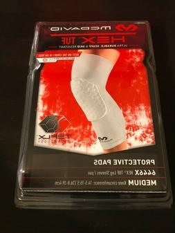 McDavid Teflx Padded Leg Sleeves and Compression Pair 6446X