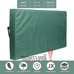 Thick Kneeling Pad Large Protector Foam Mat Exercise Cushion