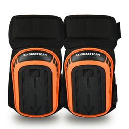 Thunderbolt Knee Pads for Work, Construction, Gardening, Flo