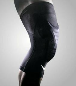 Nike Unisex Pro HyperStrong Padded Knee Sleeves Black Small/