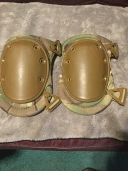 US Army Alta Industries Knee Pads, Multicam / OCP camoflauge