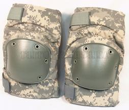 US Military Army BIJAN'S ACU KNEE PADS UNIVERSAL CAMO SMALL