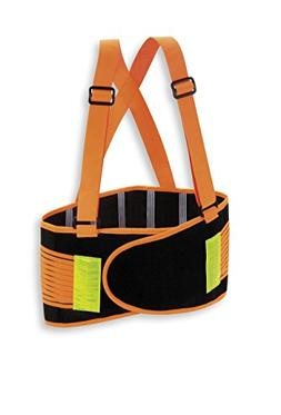 Valeo Industrial VHO8 High Visibility Back Support Lifting B