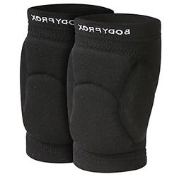 Bodyprox Volleyball Knee Pads for Junior Youth, 1 Pair Unise