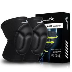 Volleyball Knee Pads Youth Girls Boy Women Men Basketball Sp