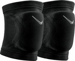 Nike Volleyball Vapor Knee Pads Kneepads Black Soft Unisex X