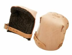 "Kraft WL088 1"" Thick Felt Leather Knee Pads"