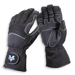 Valeo Work Pro V540-LG Waterproof Gauntlet Gloves - Large -
