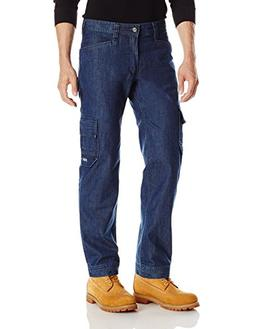 Helly Hansen Work Wear Men's Durham Service Work Jeans, Deni