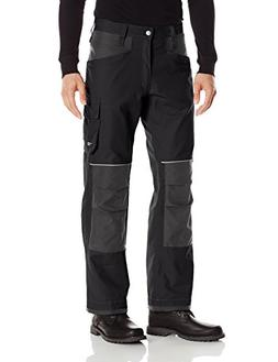 Helly Hansen Work Wear Men's Chelsea Pant, Black Charcoal, 3