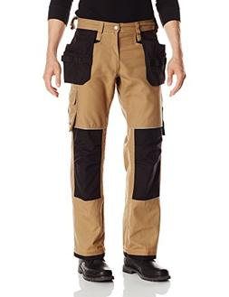 Helly Hansen Workwear Men's Chelsea Construction Pant, Timbe
