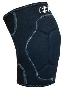 Cliff Keen The Wraptor 2.0 Lycra Knee Pad - Large - Black