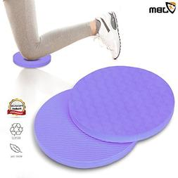 JBM Yoga Knee Pad 5 Colors 8mm Thick Round Eco TPE Yoga Pad