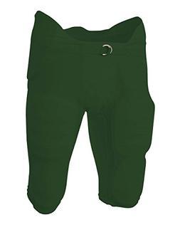 A4 Sportswear Youth Large  Forrest Green Football Pants Flyl