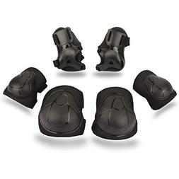 Bosoner Kids/Youth Knee Pad Elbow Pads Guards Protective Gea