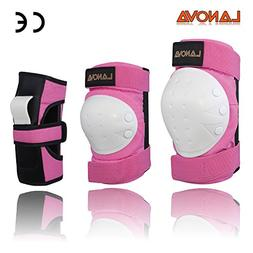 Lanova Child/Youth/Adult Protective Gear Set  for Multi Spor