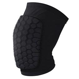 Luwint Youth Knee Support Sleeve - Compression Anti-slip Hon